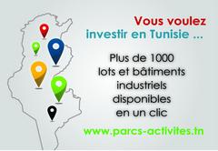 Parcs d'Activités Industrielles et Technologiques en Tunisie